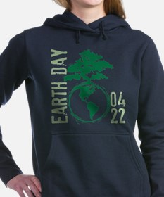 Cute Earth Women's Hooded Sweatshirt