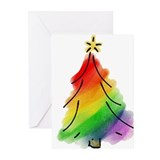 Gay christmas Greeting Cards (20 Pack)