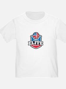 Puerto Rico Elite Basketball T-Shirt