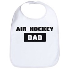 AIR HOCKEY Dad Bib
