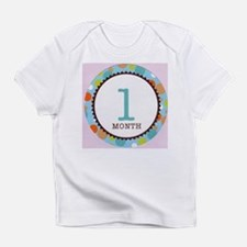 One Month Old Infant T-Shirt