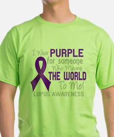 Lupus MeansWorldToMe2 T-Shirt