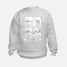 Darwin's Finches Sweatshirt