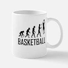 Basketball Evolution Mugs