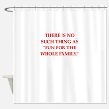 fun Shower Curtain