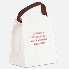 meds Canvas Lunch Bag