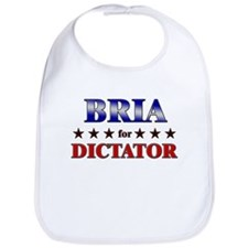 BRIA for dictator Bib