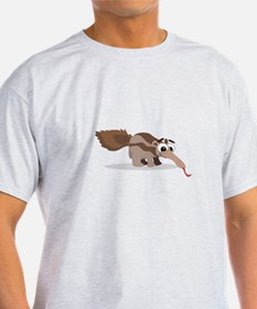 Anteater Cartoon T-Shirt