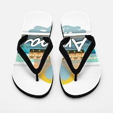Aruba Flip Flops