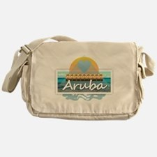 Aruba Messenger Bag