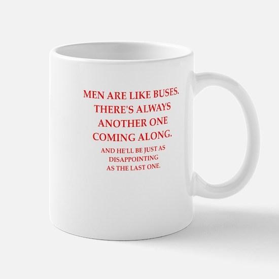 men Mugs