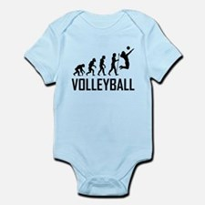 Volleyball Evolution Body Suit