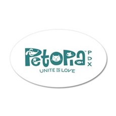 Petopia Non-Stick Wall Decal