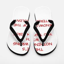 afterlife Flip Flops
