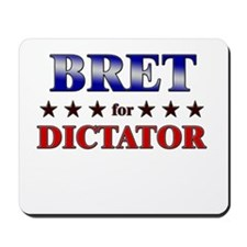BRET for dictator Mousepad