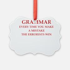 funny joke Ornament