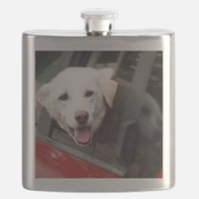 Dog Smile Flask