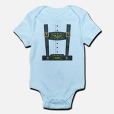 Lederhosen Oktoberfest Infant Bodysuit