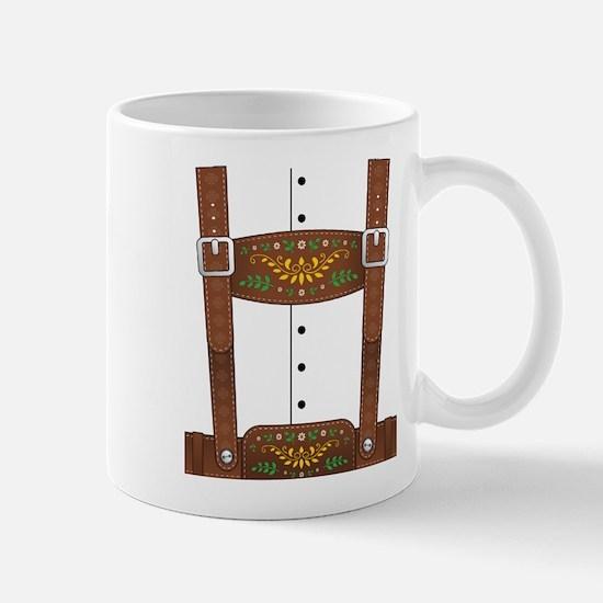 Lederhosen Oktoberfest Mug