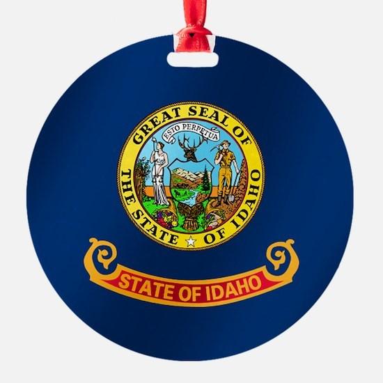 Idaho State Flag Ornament
