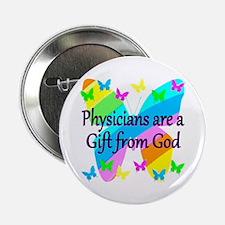 "DOCTOR PRAYER 2.25"" Button"
