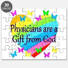 DOCTOR PRAYER Puzzle