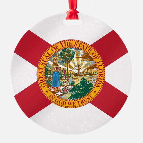 State Flag of Florida Ornament