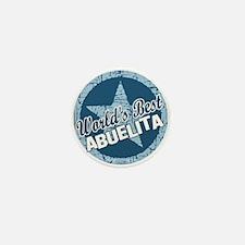 Worlds Best Abuelita Mini Button