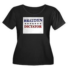 BRAYDEN for dictator T