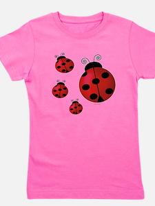 Four ladybugs T-Shirt
