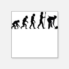 Curling Evolution Sticker