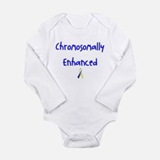 Chromosomally Enhanced Ribbon Body Suit