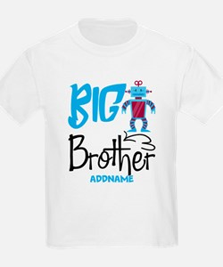 Gifts for Big Brother Personalized T-Shirt