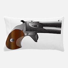 Derringer Pistol Pillow Case