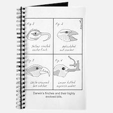 Darwin's Finches Journal