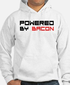 Powered By Bacon Hoodie