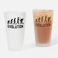 Curling Evolution Drinking Glass