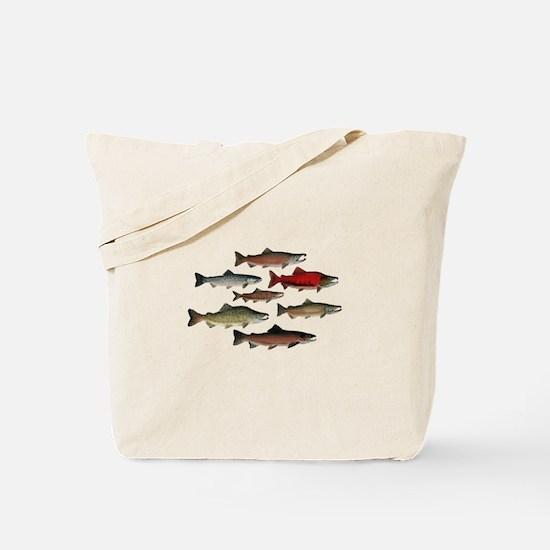 SPECIES Tote Bag