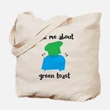 Funny Toastmaster Tote Bag
