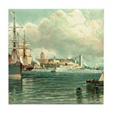 New york harbor Drink Coasters