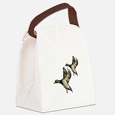 DUCKS Canvas Lunch Bag