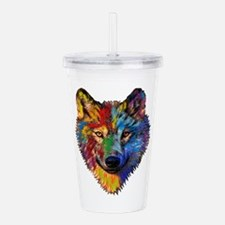 STARE Acrylic Double-wall Tumbler