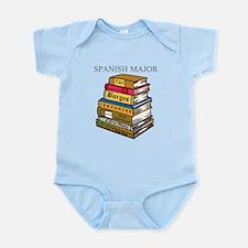 Spanish Major Infant Bodysuit