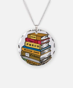 Psychology Major Necklace