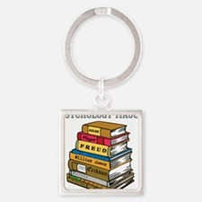 Psychology Major Square Keychain