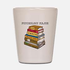 Psychology Major Shot Glass