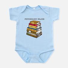 Psychology Major Infant Bodysuit