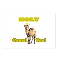 Holy Camel Toe! Postcards (Package of 8)