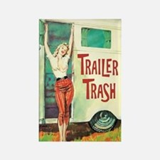 Trailer Trash Magnets