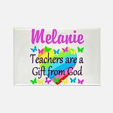 TEACHER PRAYER Rectangle Magnet